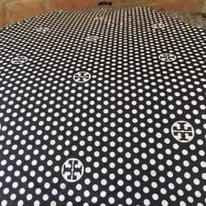 Tory Burch Vintage Mini Monogram Umbrella